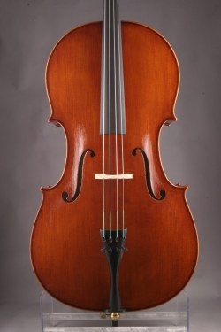 "Leonhardt Rainer W. - Mittenwald Anno 2021 - 7/8 Cello - ""Bosnian Star"""